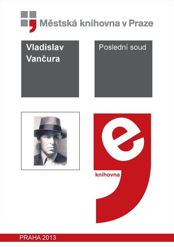 Poslední Soud by Vančura, Vladislav